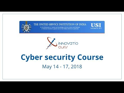 Open Source Intelligence - Cyber Security   USI   InnovatioCuris