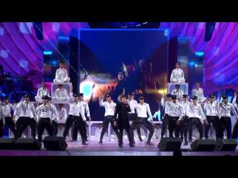Aadesh & Avitesh Shrivastava (feat Akon) - One for the world. LIVE. January 2013