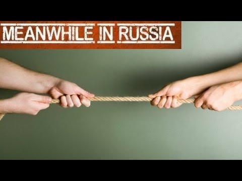 Tug Of War: Russian Navy vs. US Navy