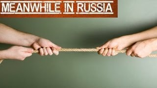 Tug Of War: Russian Navy vs. US Navy