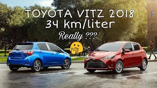 Toyota vitz 2018 detailed review | Perfect family car.