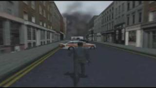 The Getaway - Mission 15 - Disturbance In Soho