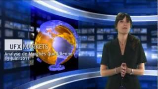 UFXMarkets-Nouvelles du Marché-13-Jun-2011