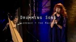 Florence + the Machine @ iTunes Festival 2010 - Drumming Song