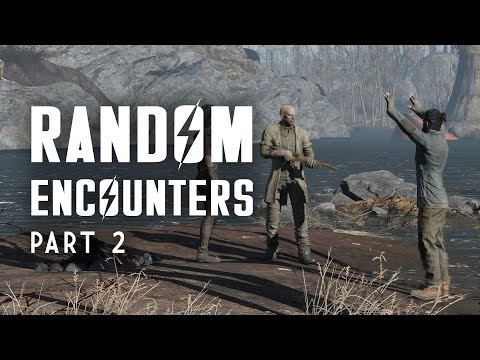 Random Encounters of Fallout 4 - Part 2 - Fallout Lore