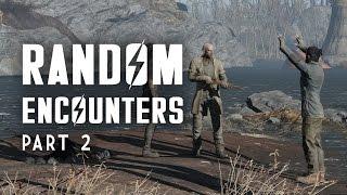 Random Encounters of Fallout 4 - Part 2 - Fallout Lore