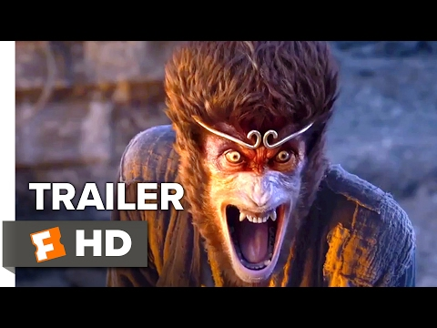 Journey to the West: The Demons Strike Back Official Trailer 1 (2017) - Bei-Er Bao Movie