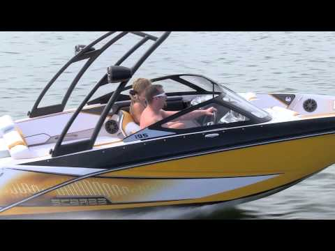 Scarab Boats. The Legend is back.