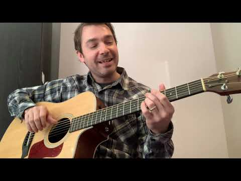 How To Write For Fingerstyle Guitar - Part 3: Open C Tuning