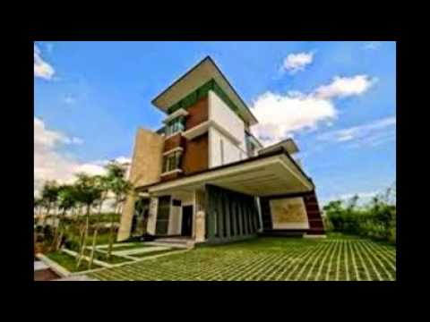 small modern home design youtube