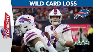 Breaking Down the Buffalo Bills' Wild Card Loss