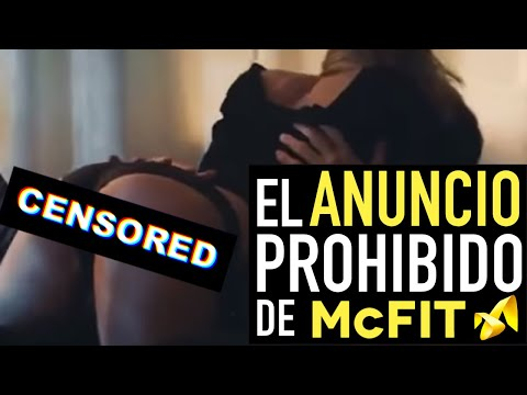EL ANUNCIO PROHIBIDO de McFIT 🚫