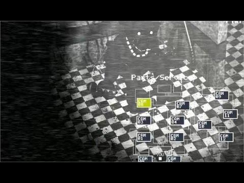 Shadow Freddy ??!! [Fnaf 2 Gameplay]