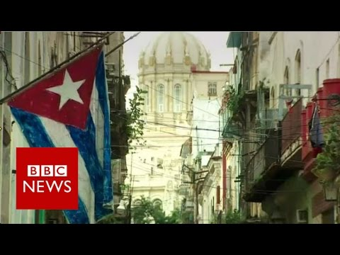 Cuban concerns over US election race - BBC News