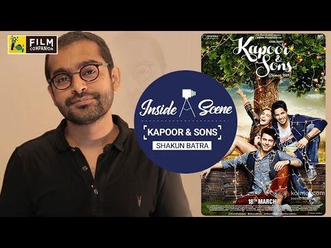 Kapoor and Sons | Shakun Batra | Inside A Scene
