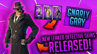 New Leaked Detective Skin Gameplay! Fortnite: Battle Royale - Pro Console Player! Road to 2k!