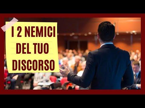 Immagine per Public Speaking: i 2 nemici del tuo discorso