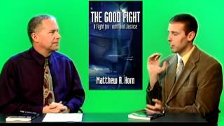 TV Interview for The Good Fight