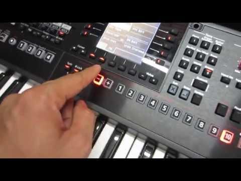 Dạy Đàn Organ Hướng Dẫn Chơi DJ  Remix , EDM Trên Roland E - A7 Nguyễn Kiên