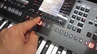Dạy Đàn Organ Hướng Dẫn Chơi DJ  Remix , EDM Trên Roland E-A7 Nguyễn Kiên
