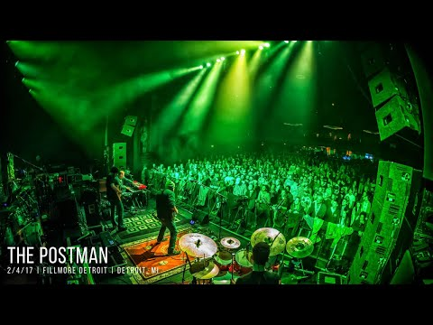 Spafford - The Postman - The Fillmore Detroit 02/04/2017