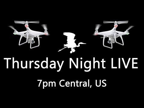 Ken Heron - TNL (Show #18) Paul Iskander and CleverDarkElve - Eachine E-57 Drone Giveaway