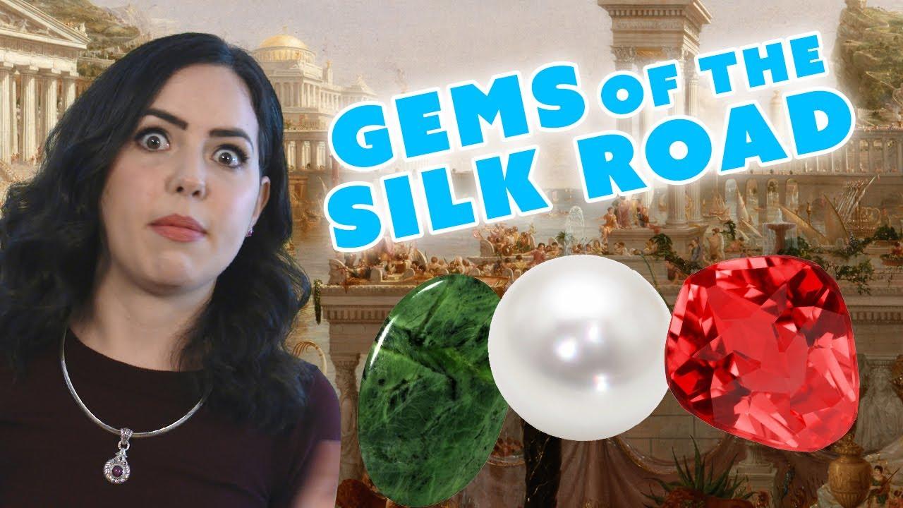 Ancient Gem Trade | Gemstones of the Silk Road