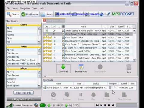 How to download mp3 music for FREE!