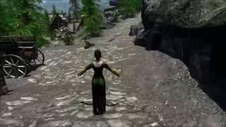 Skyrim Mod Lookie-Loo: Her Animations