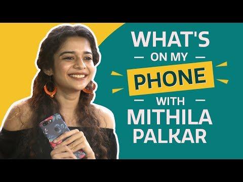 Mithila Palkar: What's on my phone   Fashion   Lifestyle   Pinkvilla   Little Things