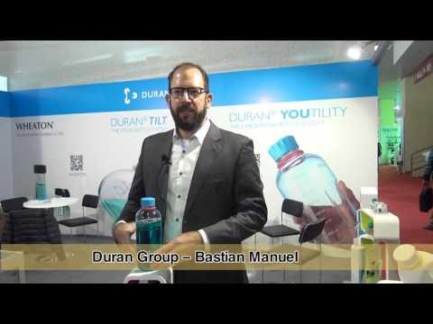 Duran Group – Bastian Manuel - Turkchem Chem Show Eurasia 2016 Röportajı