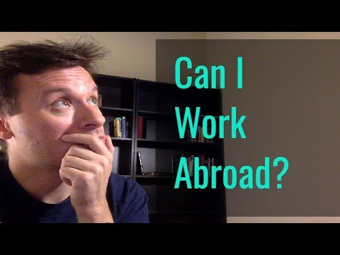 Can Freelancers Work Abroad?