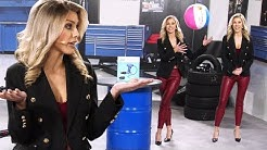 Katie Steiner sorgt für genügend Luft in ihren Reifen! Bei PEARL TV (April 2020) 4K UHD