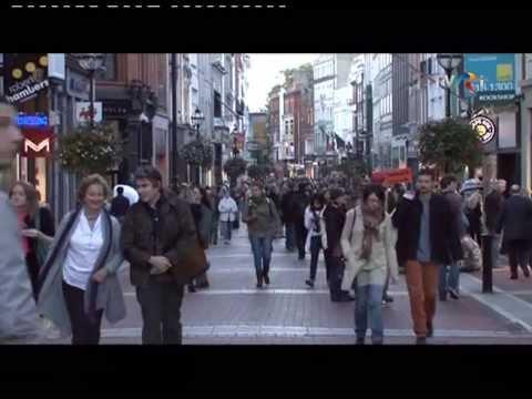 """TVRi - Lumea şi noi """"Români în Irlanda"""" (1)"""