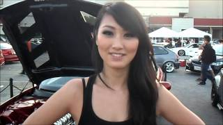 """Evelyn Lin-""""A fan biked 20 miles to see me!"""""""