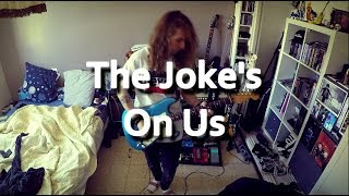 Biffy Clyro The Joke's On Us Cover