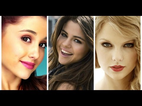 Top Female Vocal Battle!! HD- Ariana Grande,Rihanna,Selena,Adele and more.