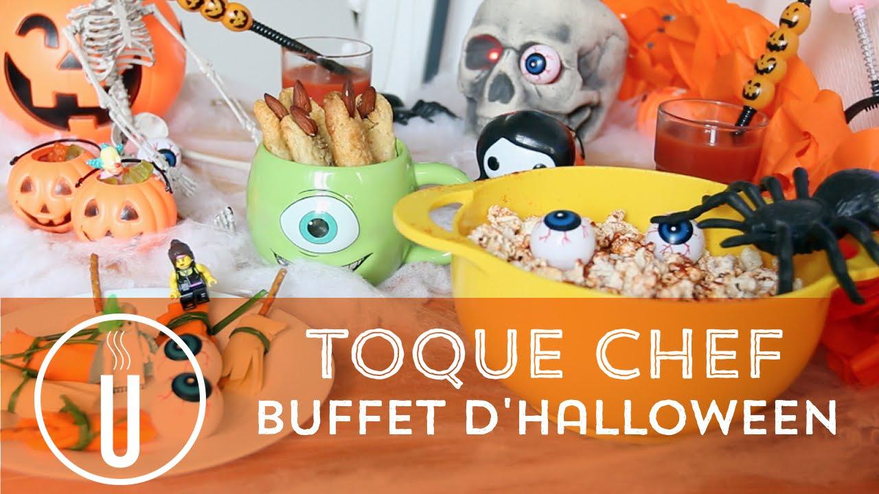 decoration halloween fait maison 2 Toque Chef u2014 Recette pour un buffet du0027Halloween