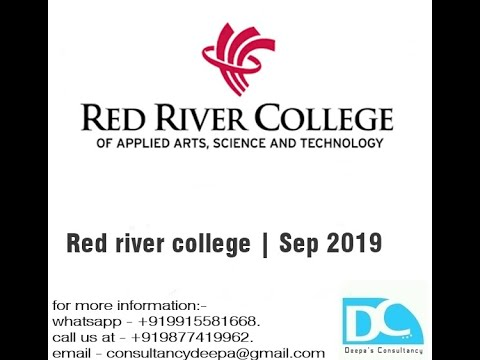 Red River College Sep 2019 Youtube