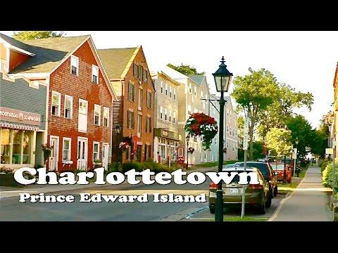 Charlottetown, Prince Edward Island CANADA 2011