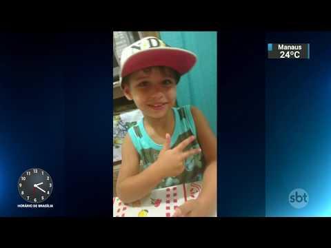 Menino morre depois de passar por quase 10 consultas | SBT Notícias (14/02/18)