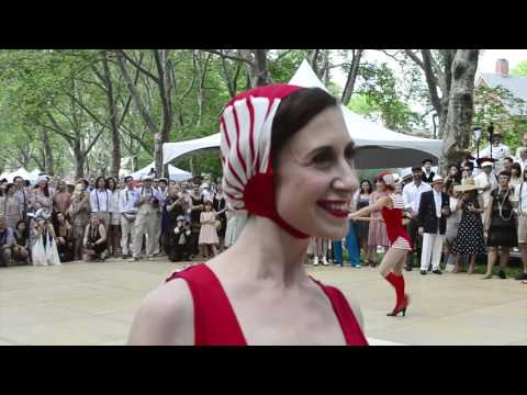 Michael Arenella's 11th Annual Jazz Age Lawn Party 2016