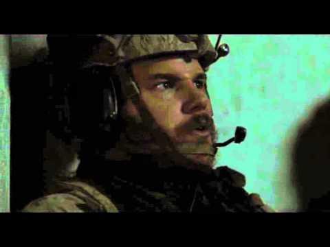 Best Action Scenes - Zero Dark Thirty [HD]
