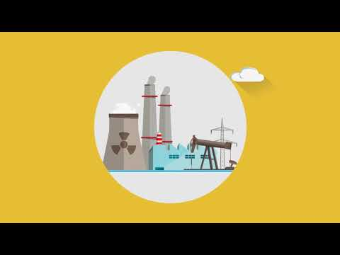Alternative Energy Intro | After Effects template