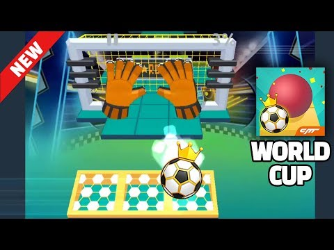 Rolling Sky - WORLD CUP ⚽ New Level
