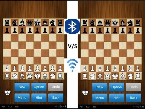 How To Play Chess Through Bluetooth And Wifi Or Online Complete Guide