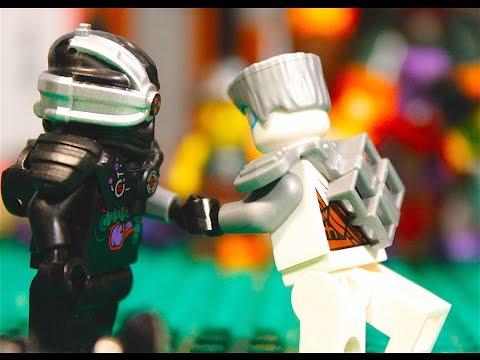 LEGO Ninjago Realm Wars! Episode 11 - Nindroids!