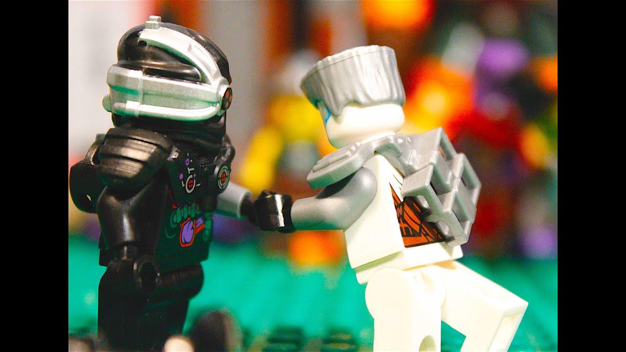 Lego ninjago realm wars episode 11 nindroids doovi - France 3 ninjago ...