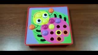 Обзор. Детская «Мозаика» т.м. Амтошка