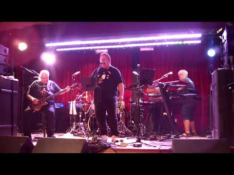 Jeremy Bender/The Sheriff Cover (ELP)-CTTE Late Night LIVE Prog Experience! Band